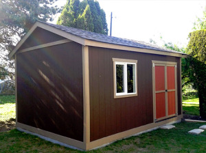 custom shed chilliwack