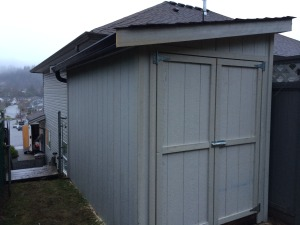 6' x 10' Shed