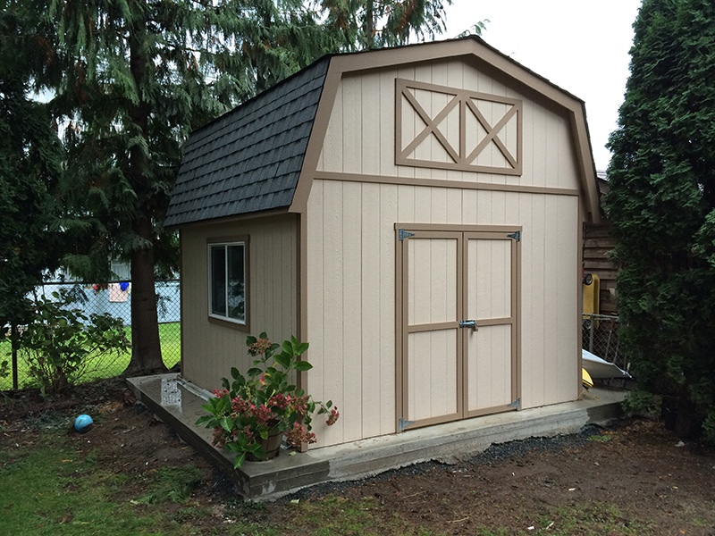 Beautiful Custom Sheds for Sale