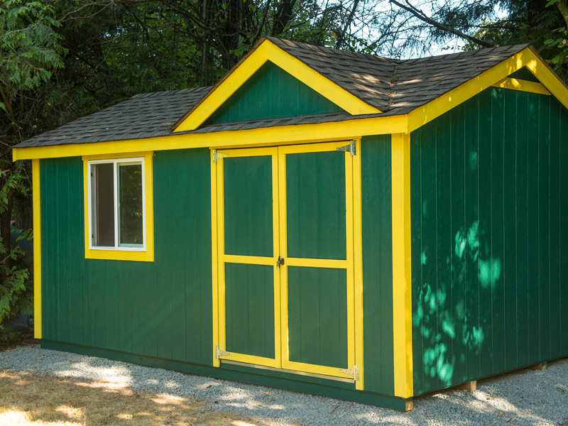 Buy Sheds From the Chilliwack Shed Experts